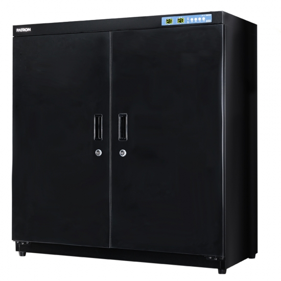 LED Humidity & Temperature Dry Cabinet-AH-308M