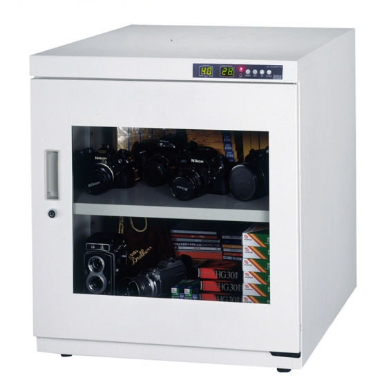 LED Humidity & Temperature Dry Cabinet-AH-240
