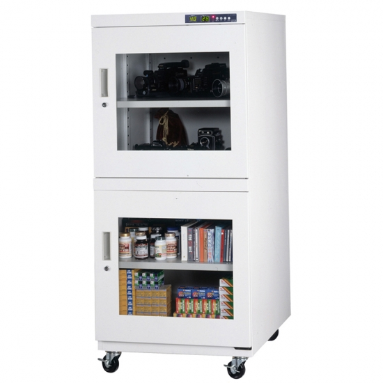 LED Humidity & Temperature Dry Cabinet-AH-490