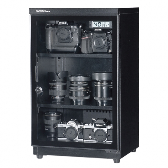 LCD Humidity & Temperature Dry Cabinet-LCD-75