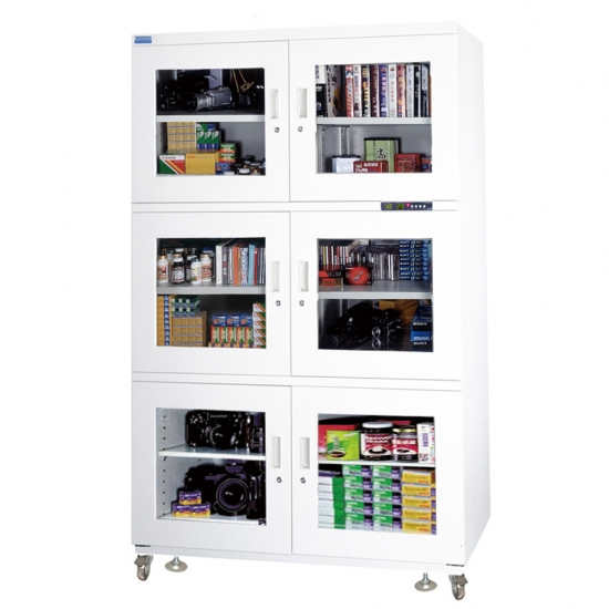 LED Humidity & Temperature Dry Cabinet-AH-1400
