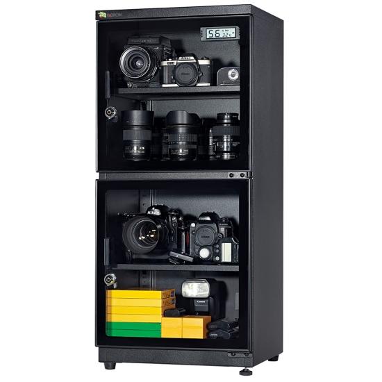 寶藏閣數位防潮箱-LCD-105