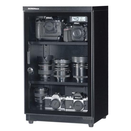 寶藏閣數位防潮箱-LCD-75
