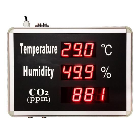 室內空氣品質監測看板-AHC-36HT